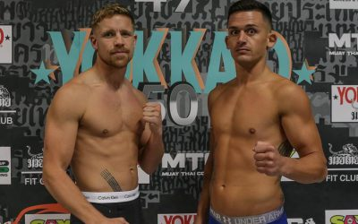 FIGHT HAS ARRIVED FOR YOKKAO 49 & 50